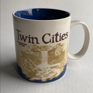 Starbucks mug Twin Cities year 2011